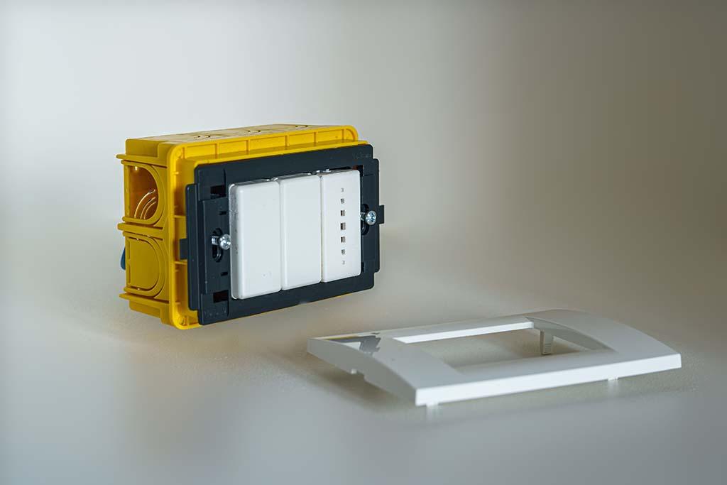 SmartBug wall socket - EU standard